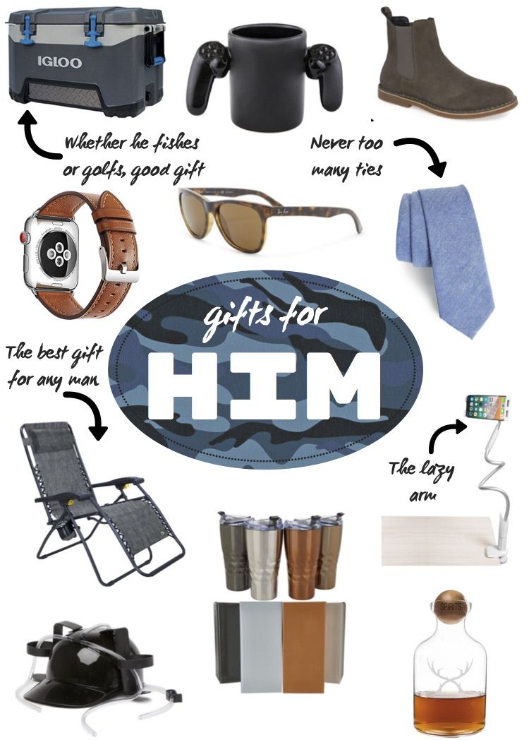Holiday Gift Ideas For Him Tanner Mann Gifts Gifts For Him