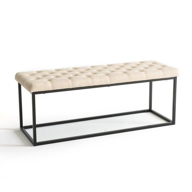 Banc Bout De Lit Capitonne Nottingham Furniture