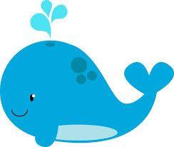 Resultado De Imagen De Whale Dibujo Cute Whales Clip Art Baby