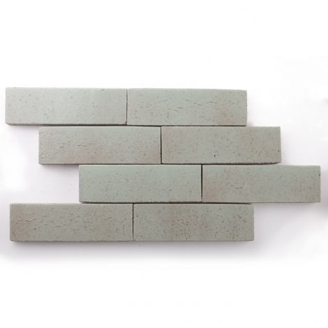 1 4 Offset Patterns Glazed Thin Brick Fireclay Tile Fireclay Tile Brick Tiles Brick