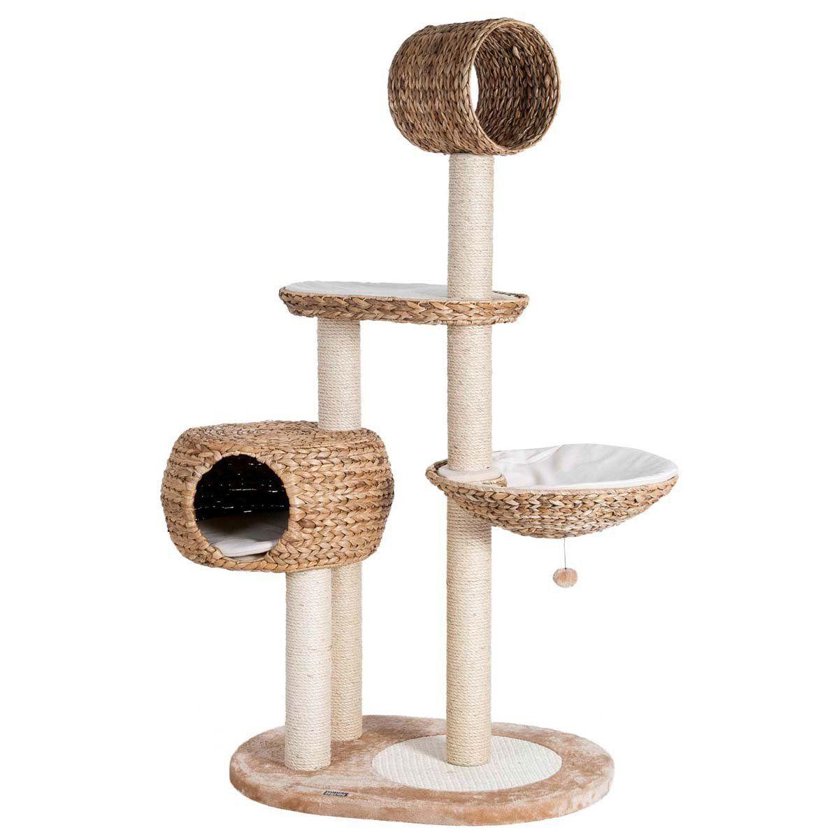 karlie kratzbaum banana leaf iii rolle haustier banana leaf cat pinterest. Black Bedroom Furniture Sets. Home Design Ideas