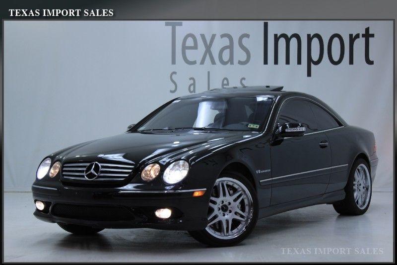 Pre Owned Dealer Dallas Texas Mercedes Benz Cl Mercedes Benz Mercedes