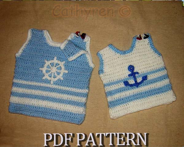 Image result for baby boy pullover crochet sweater | **Boys Clothes ...