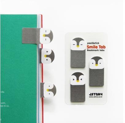 Penguin Index Sticky Note