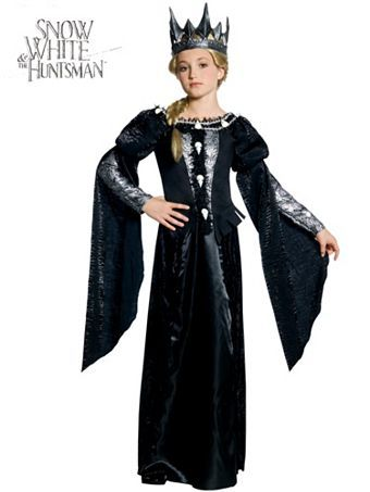 Snow White  the Huntsman Ravenna Skull Dress Girl\u0027s Tween Costume