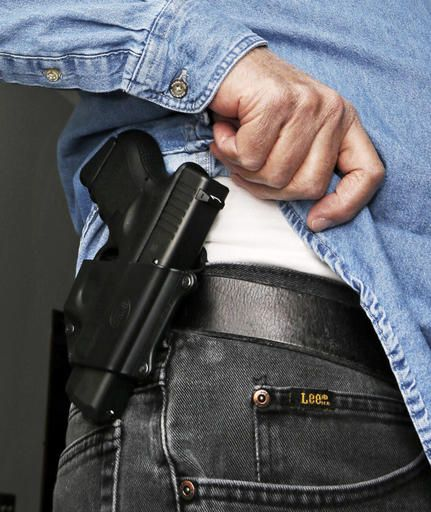 Court: No right to carry concealed weapons in public | The Big Story