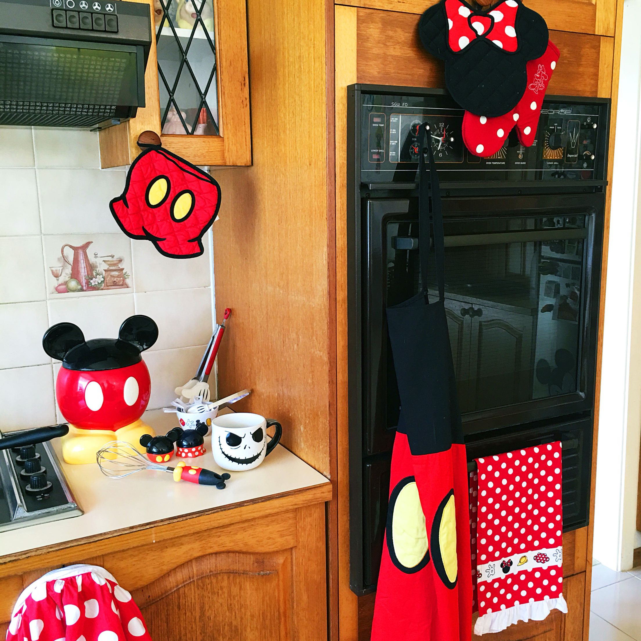 My Disney Kitchen: Disney Home & Decor