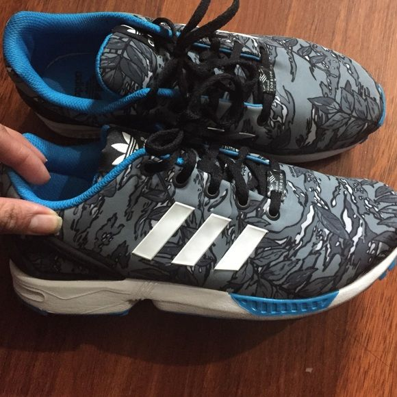 how to clean bianca adidas zx flux