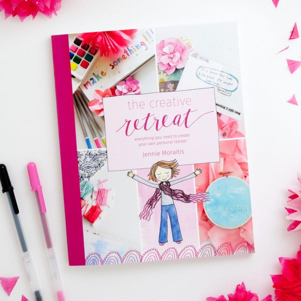 The Creative Retreat Book