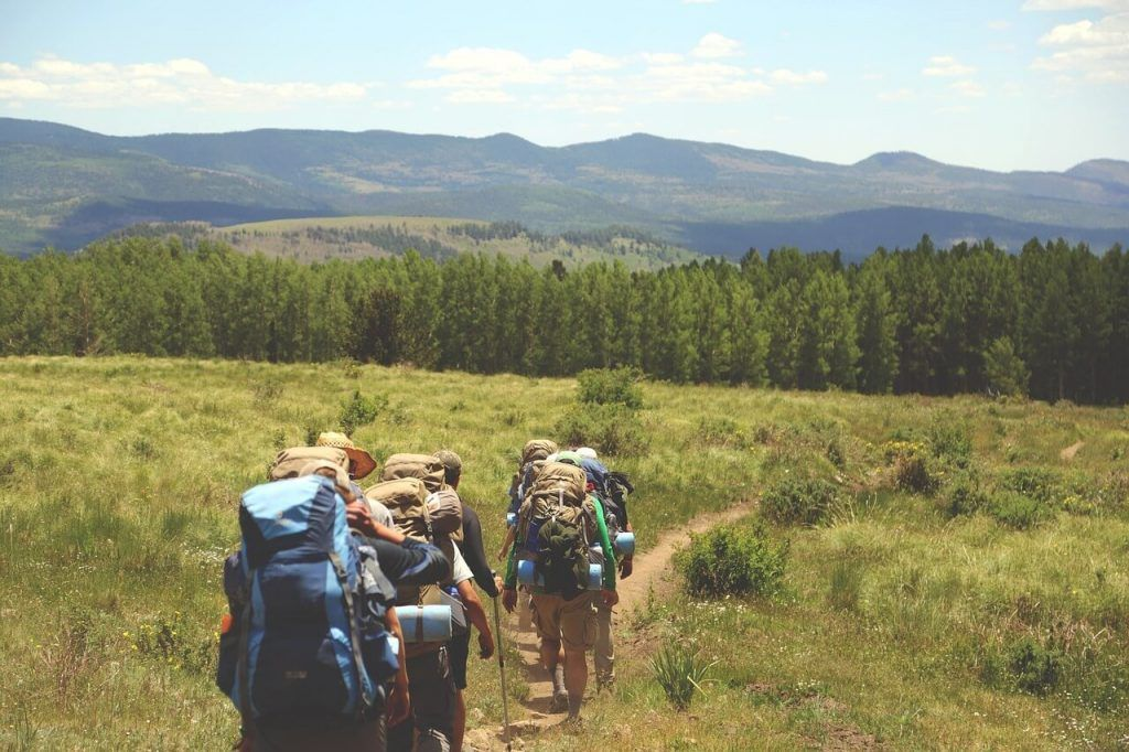 Essential Items for Your Hiking Backpack [Infographic] #thegreatoutdoors