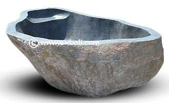 Boulder Bath Tubs I Love This Idea Outdoor Bathtub Japanese Soaking Tubs Stone Bath