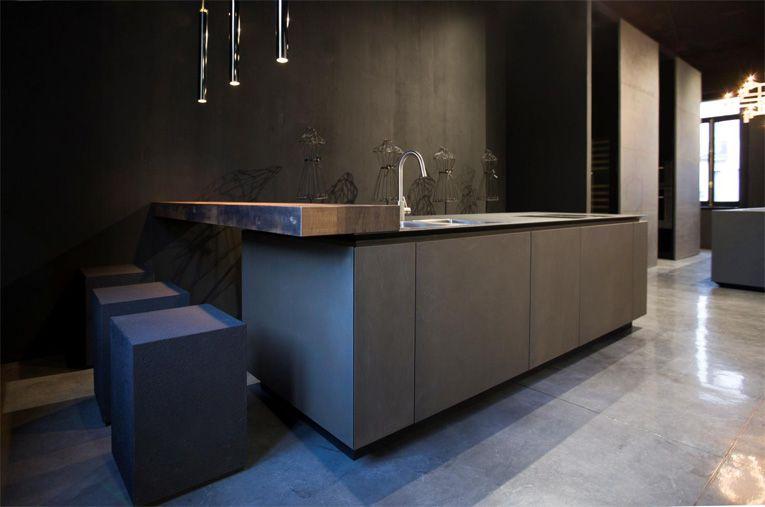 RiFRA Cucine e bagni con nuove finiture in metallo 07   Cucina ...
