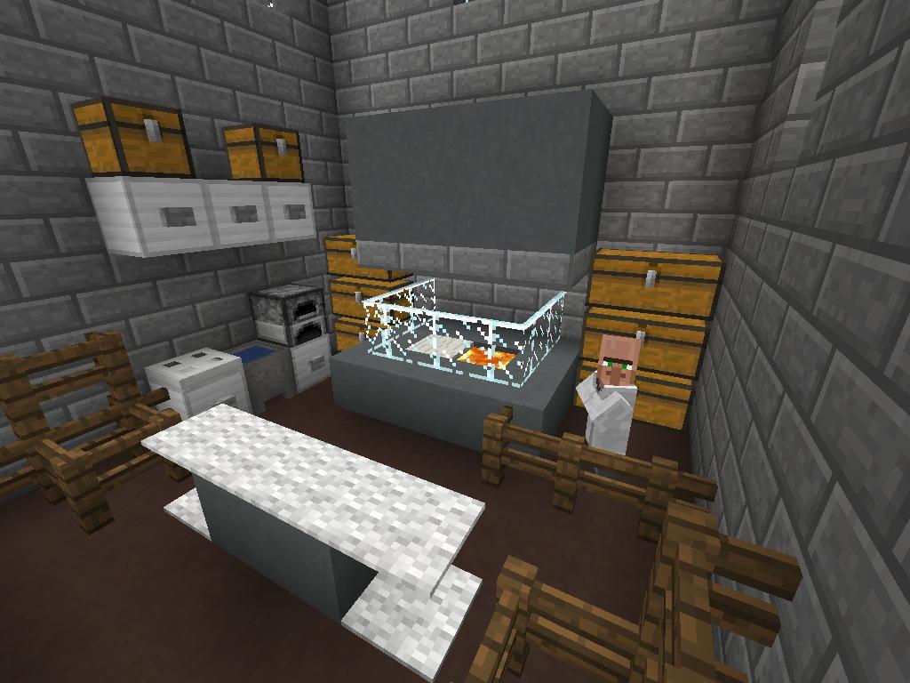 Increíble Buenas Ideas De Cocina Para Minecraft Fotos - Ideas de ...