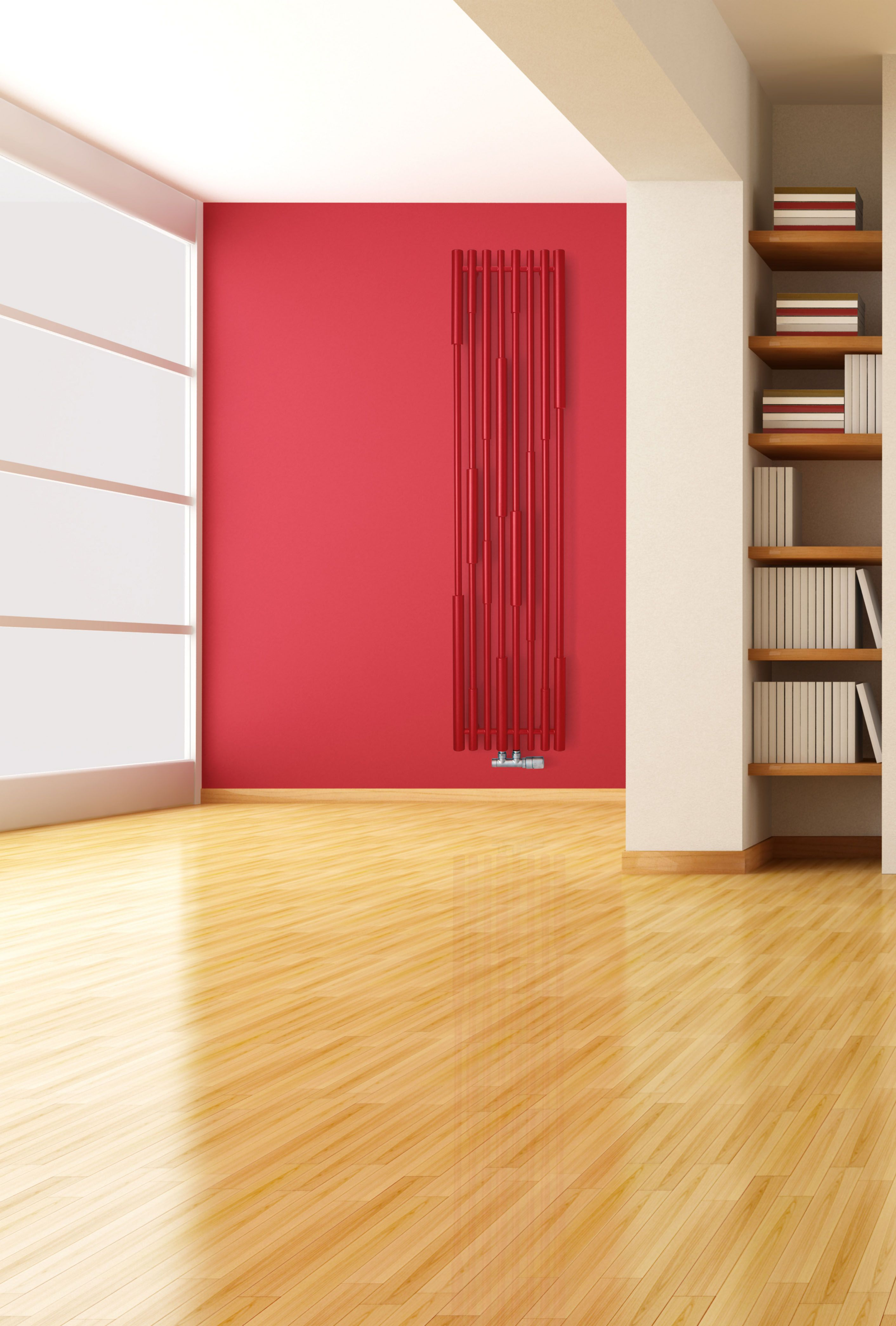 Designer Living Room Radiators: #Cane #radiator In The #LivingRoom. #Forthehome