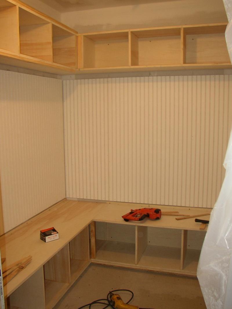 R a sigovich design u build interiors mudroom lockers for the