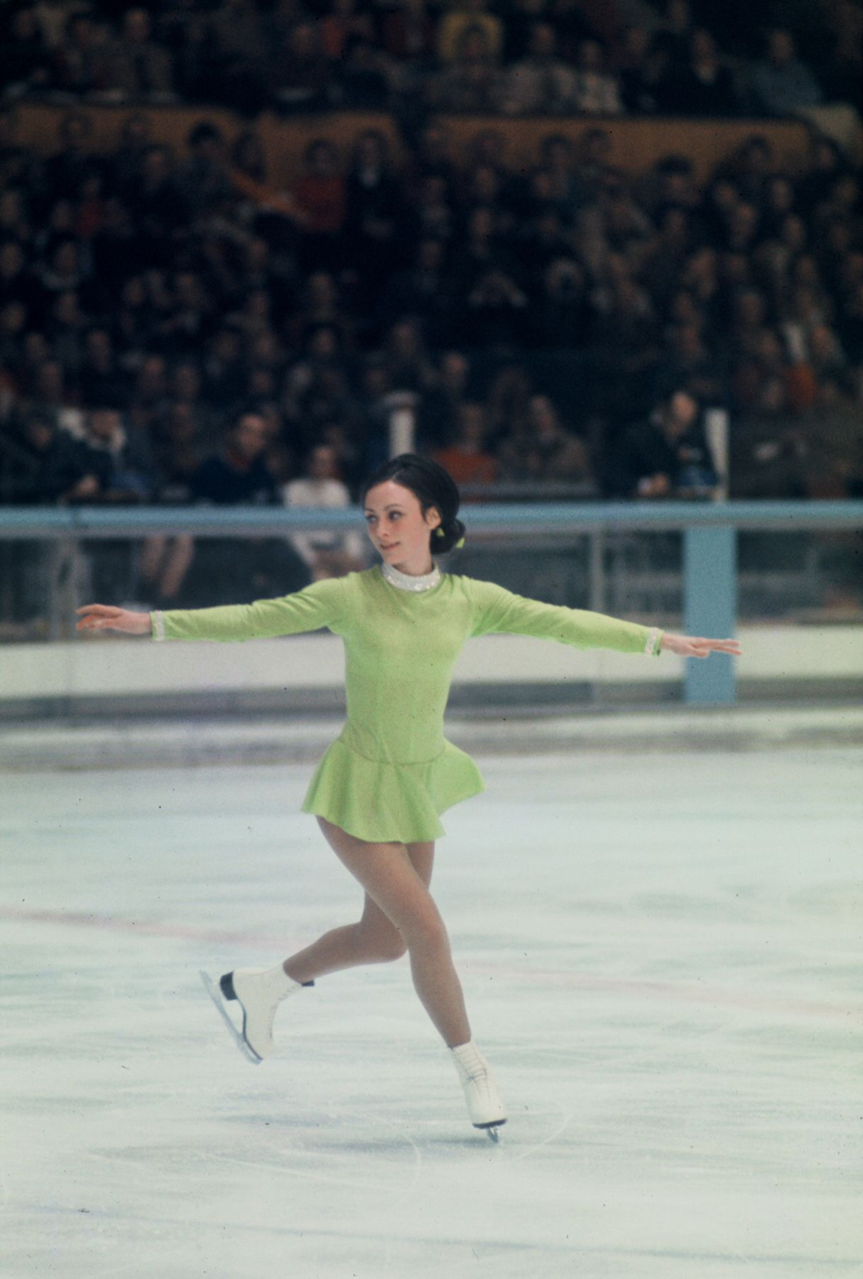 Magasin Skate Grenoble Peggy Fleming 1968 Olympic Champion Of Figure Skating