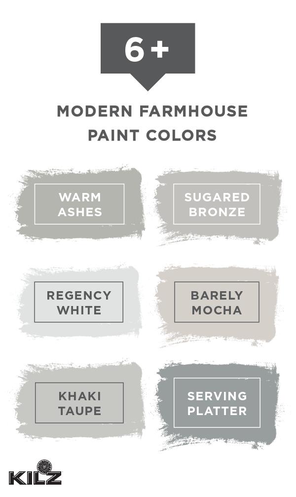 Kiltz Paint Colors