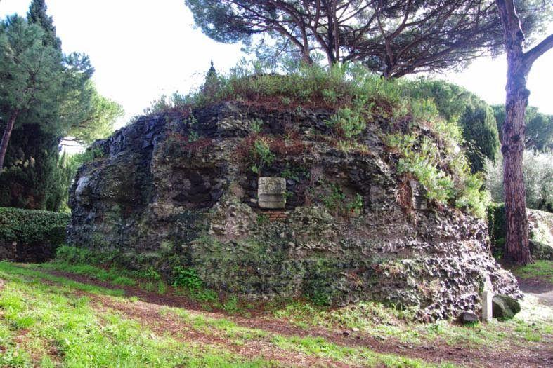 Las Estrellas Del Camino La Via Appia Antica El Camino De Pedro Y Pablo Hacia Roma 2 Roma Vías Sepulcro