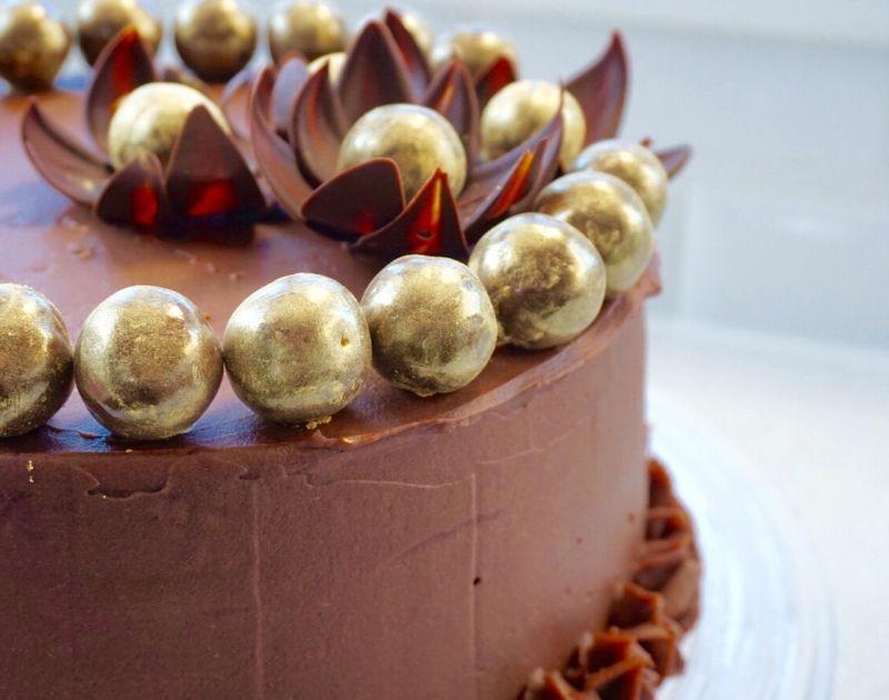 Hemmelig oppskrift på kjempegod sjokoladekake!