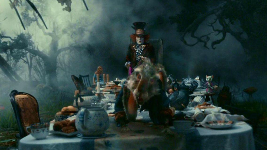 Tea Party Alice In Wonderland Wedding Theme Alice In Wonderland