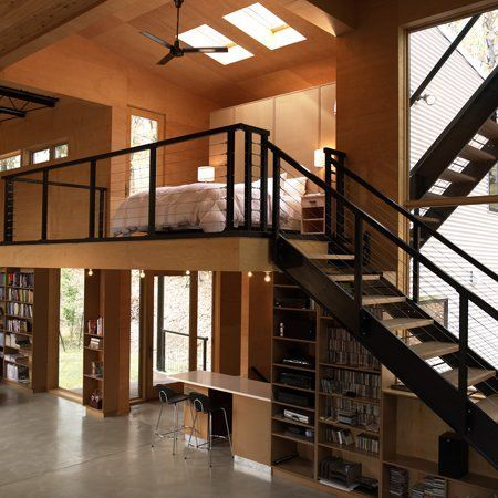 House  Loft Style ...