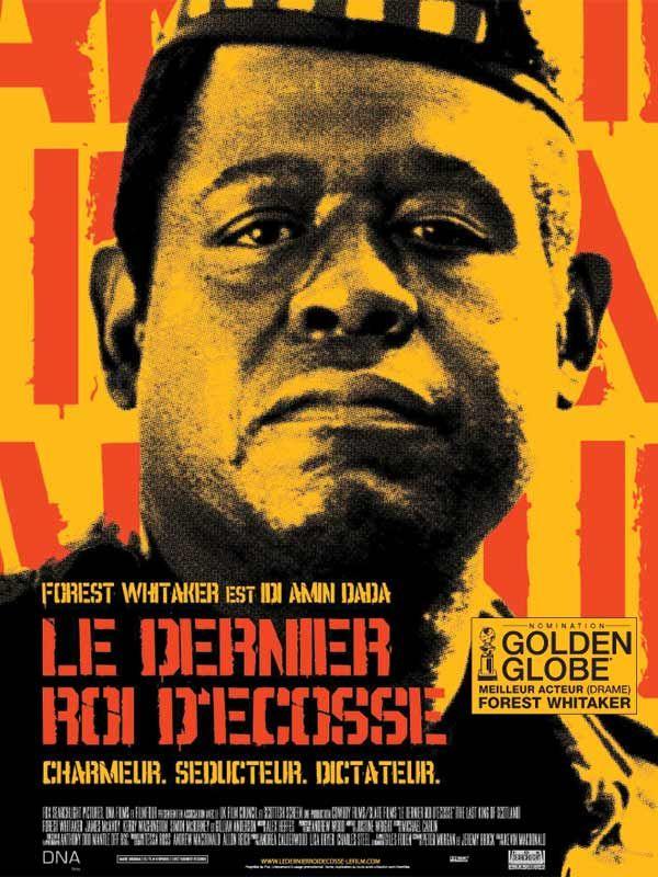 Le Dernier Roi D Ecosse James Mcavoy Film Dictateur