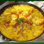 Arroz Imperial (Imperial Chicken and Rice) #cubanrice