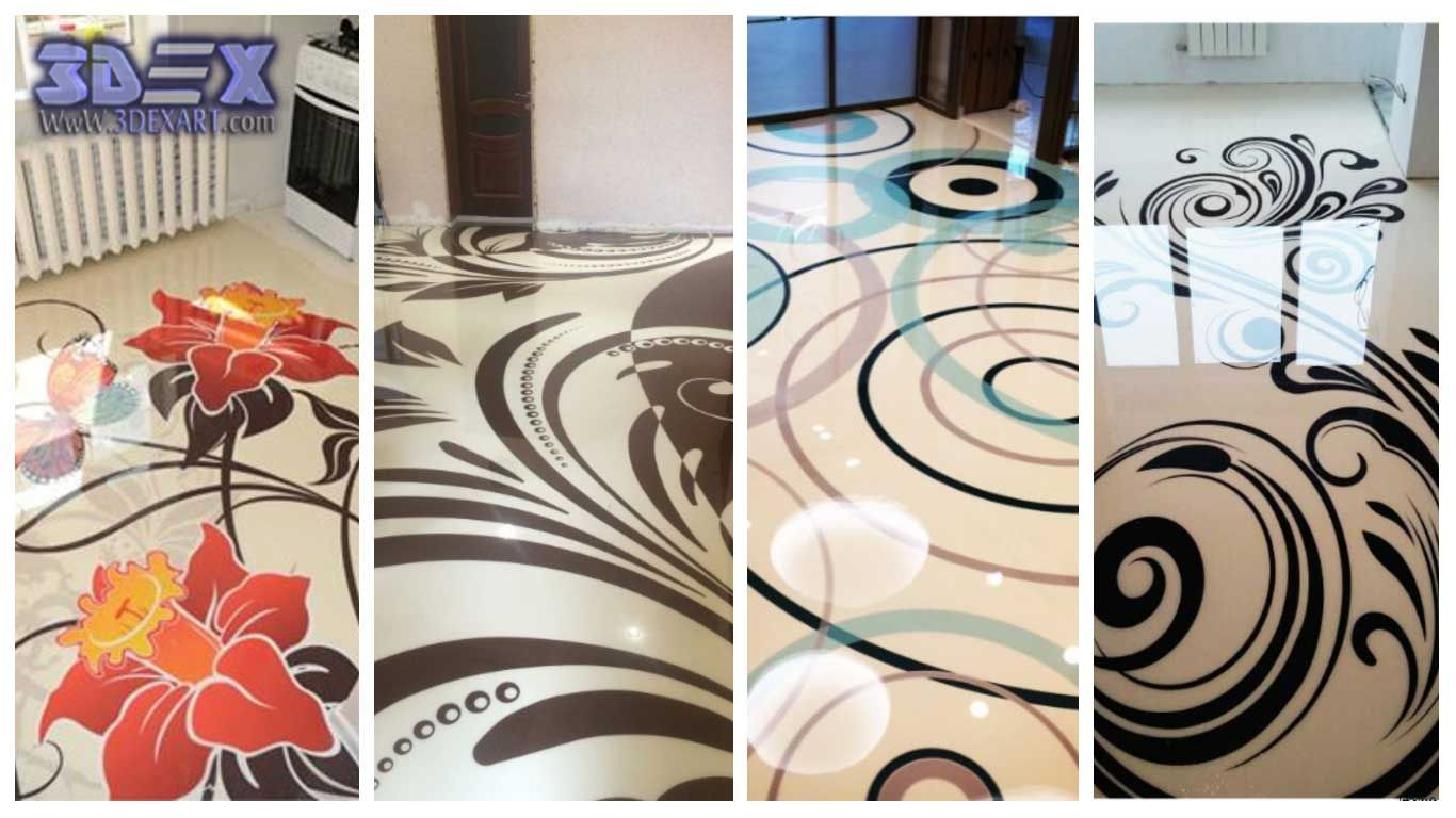 3d flooring and patterns, 3d epoxy floor designs All