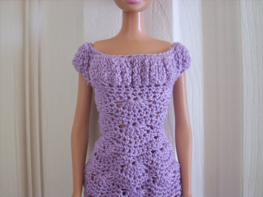 Crochet for barbie the belly button body type free patterns crochet for barbie the belly button body type free patterns bankloansurffo Choice Image