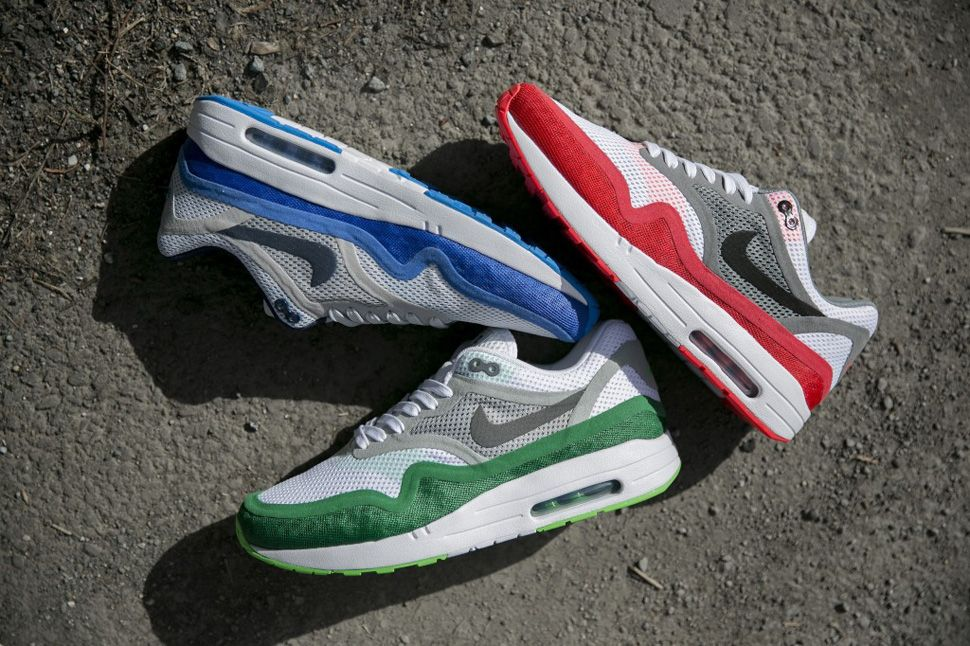 new product ecdff 3a343 Nike Air Max 1 Breathe (Three Colorways)