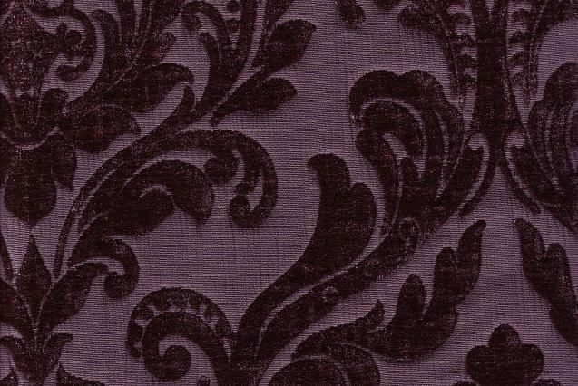 Bahia Woven Heather Violet W80785 Collection Solstice From