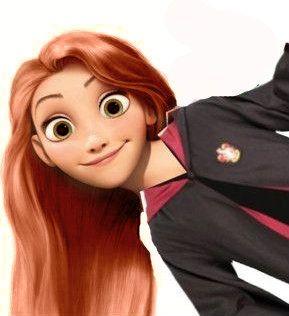 Ginny!! So cute!!!