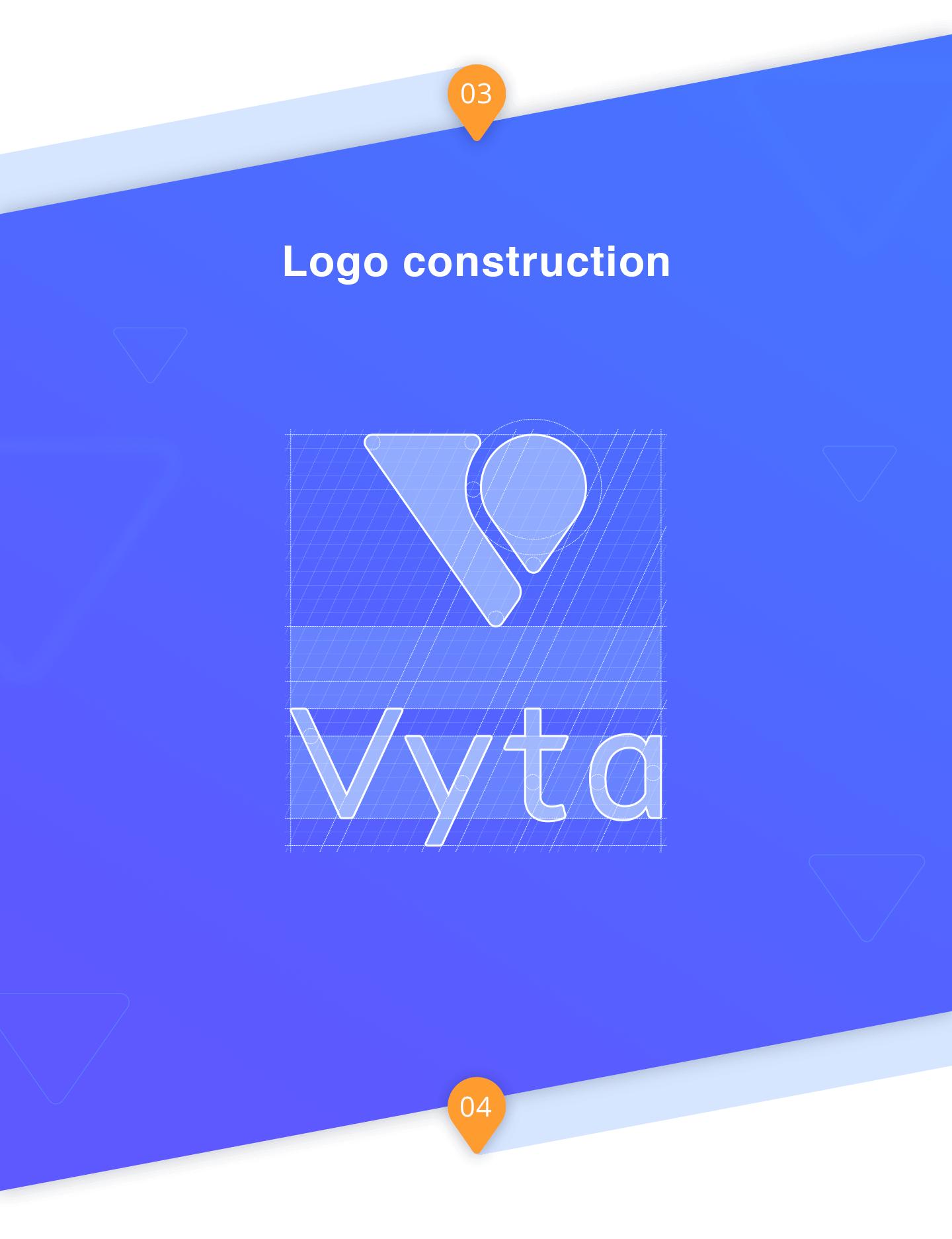 705b6d0d1dc9 Vyta App Identity and Interface Design on Behance