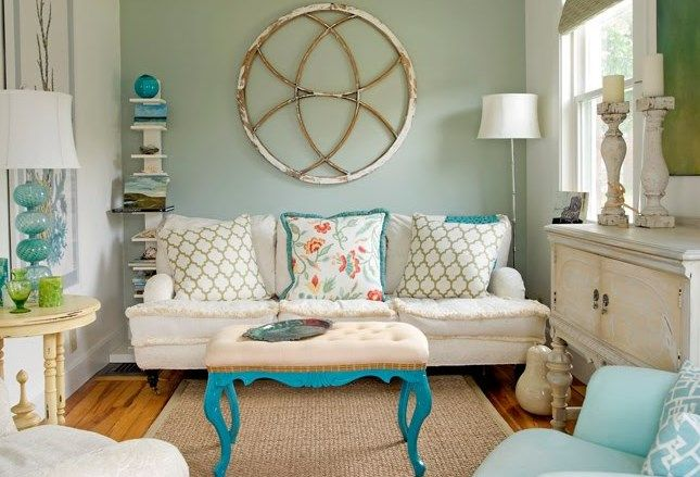 turquoise living room - Google Search   living room design ideas ...