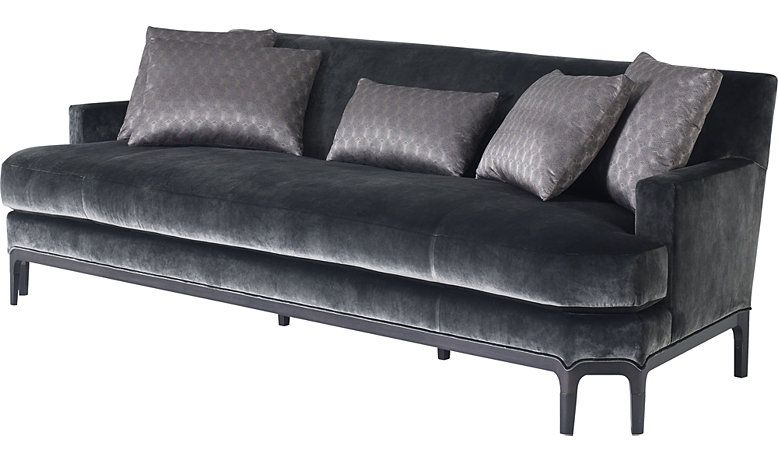 Shop For Baker Celestite Sofa, And Other Living Room One Cushion Sofas At Hickory  Furniture Mart In Hickory, NC.