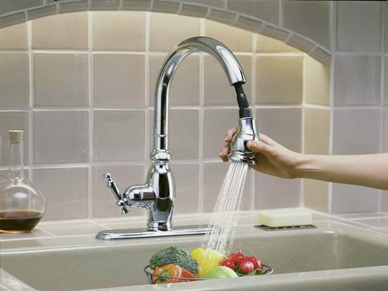 Quality Faucets Of Moen Benton Faucet With The Vegie ~ http ...