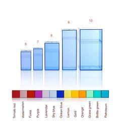 MOMABOX - Många färger och storlekar