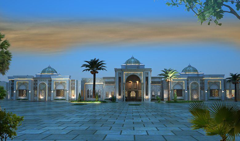 Private Palace For Royal Family Archi Luxury Middle East Royal Family Palace Royal