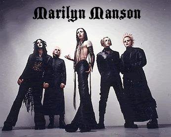 Members   Marilyn Manson