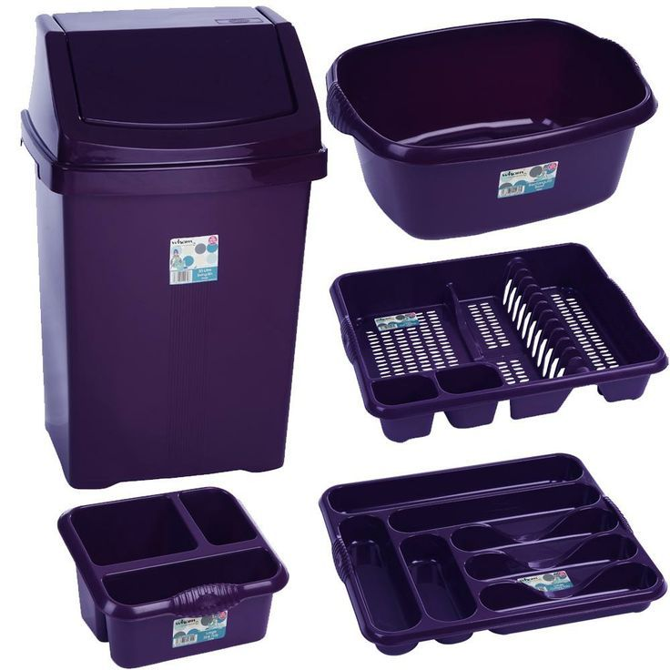 Purple And Green Kitchen Accessories: Purple Kitchen Supplies For The Purple Lover!