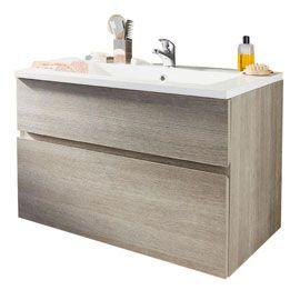 Plan vasque Calao 90 cm,Meuble de salle de bain Calao 90 cm | Appart
