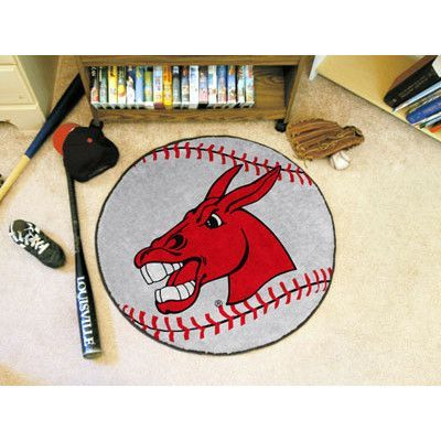 Fanmats Ncaa University Of Central Missouri Baseball Mat Baseball Rugs Rugs Texas Baseball
