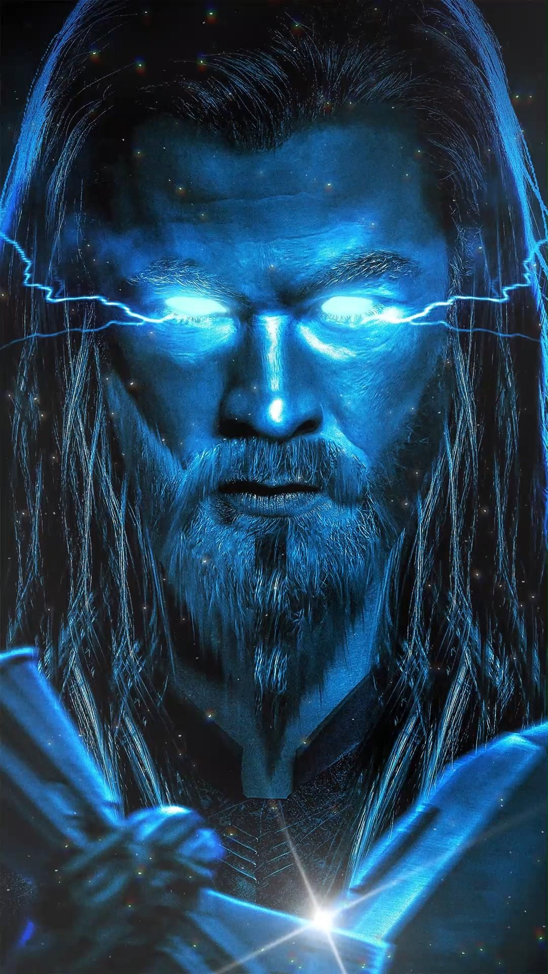 Animated Video GIF(DOWNLOAD) Phone Wallpaper Thor
