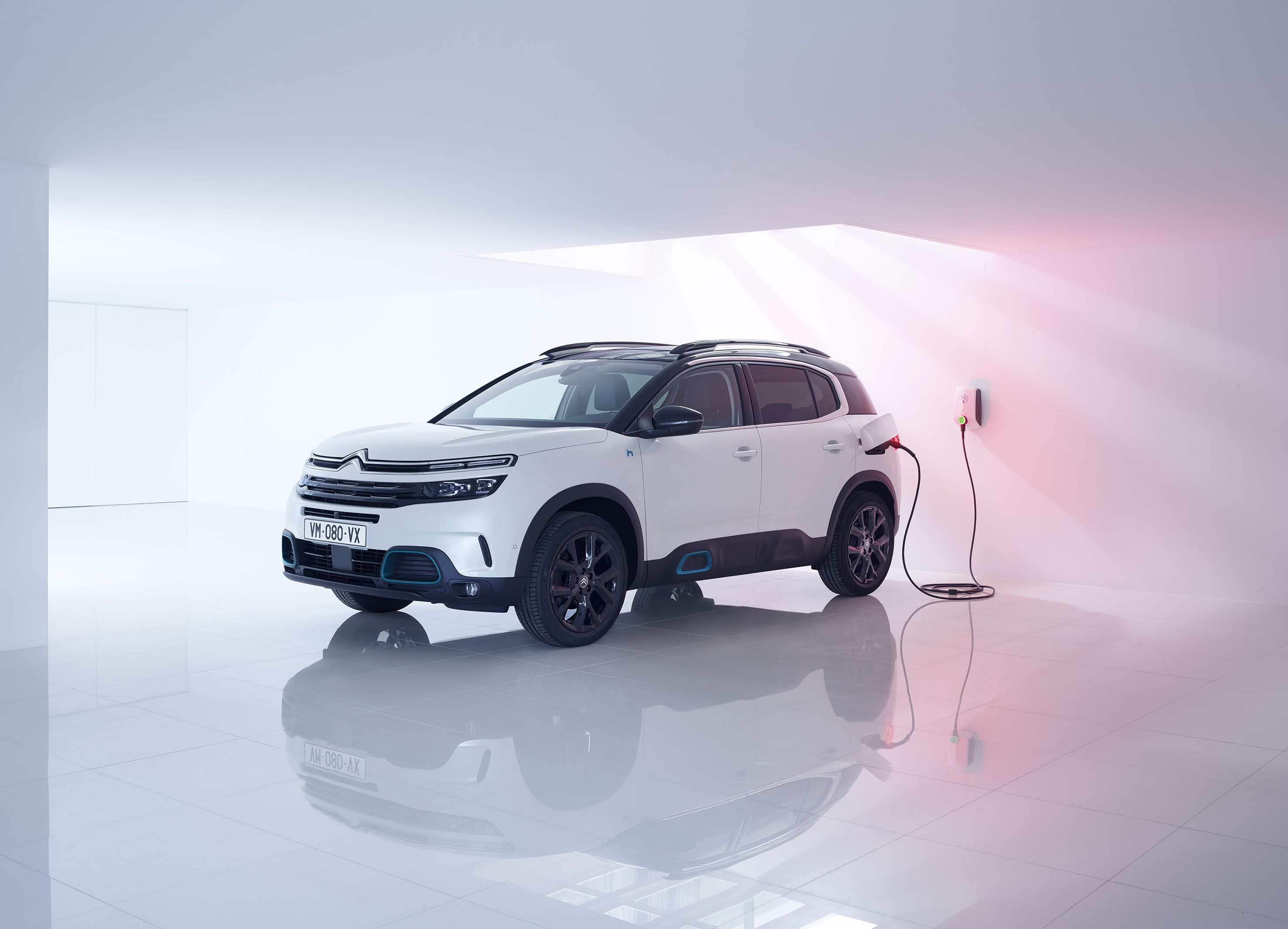 SUV C5 Aircross Hybrid PlugIn nel 2020 Bruxelles, Motori