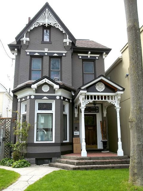 Gray Victorian
