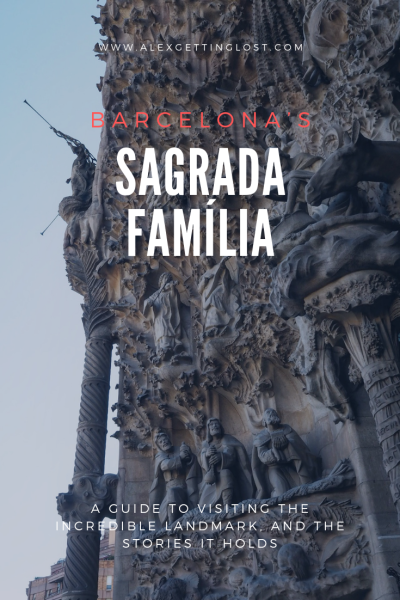 La Sagrada Família, Barcelona…a Modern-day Wonder of the World? – alex getting lost #barcelona #catalonia #catalunya #spaintravel #visitspain #barcelonaholiday #architecture #antonígaudi #gaudi #gothicarchitecture #modernistarchitecture #modernism #wondersoftheworld #citybreak