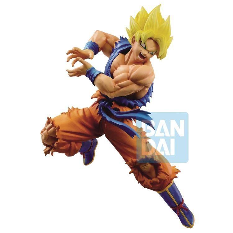 figure Dragon Ball super battle Z Goku Ultra Instinct ichiban kuji last one