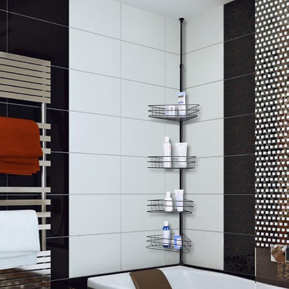 Bathroom Storage Corner Rack Bathroom Wall Storage Corner Shower Caddy Shower Shelves