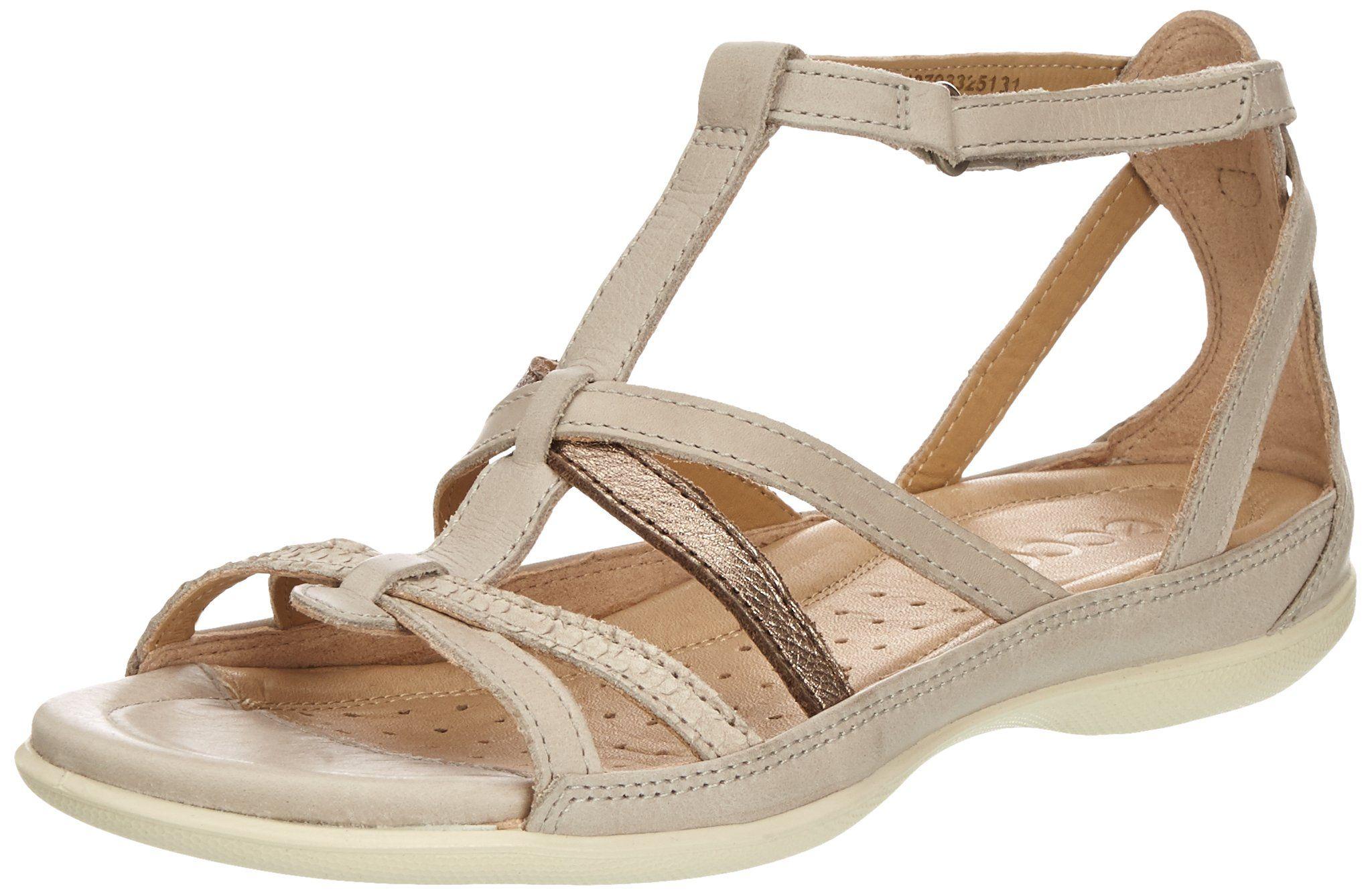 Ecco flash t strap sandal + FREE SHIPPING |