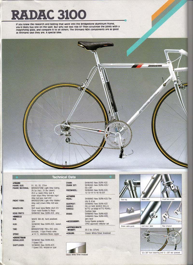 Bridgestone Catalog Google Search Bridgestone Bicycle Paint Bike
